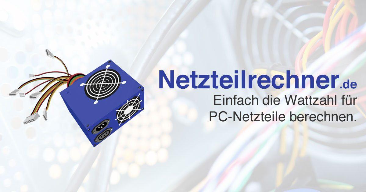 netzteilrechner.com